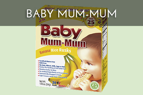 Crush Marketing Portfolio - Baby Mum-Mum